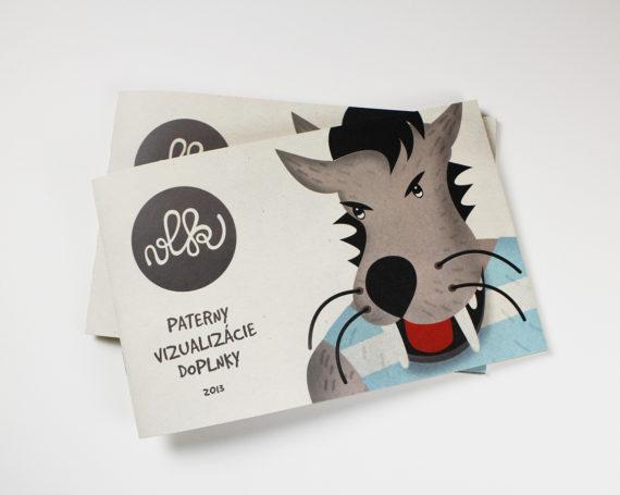 Wolf  visual identity