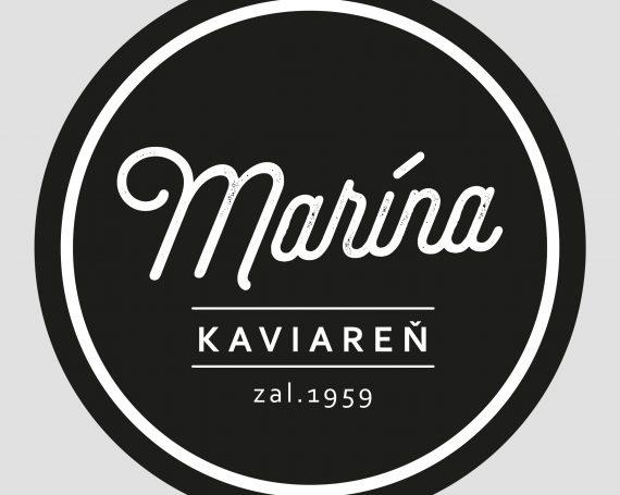 Marina cafe – visual identity