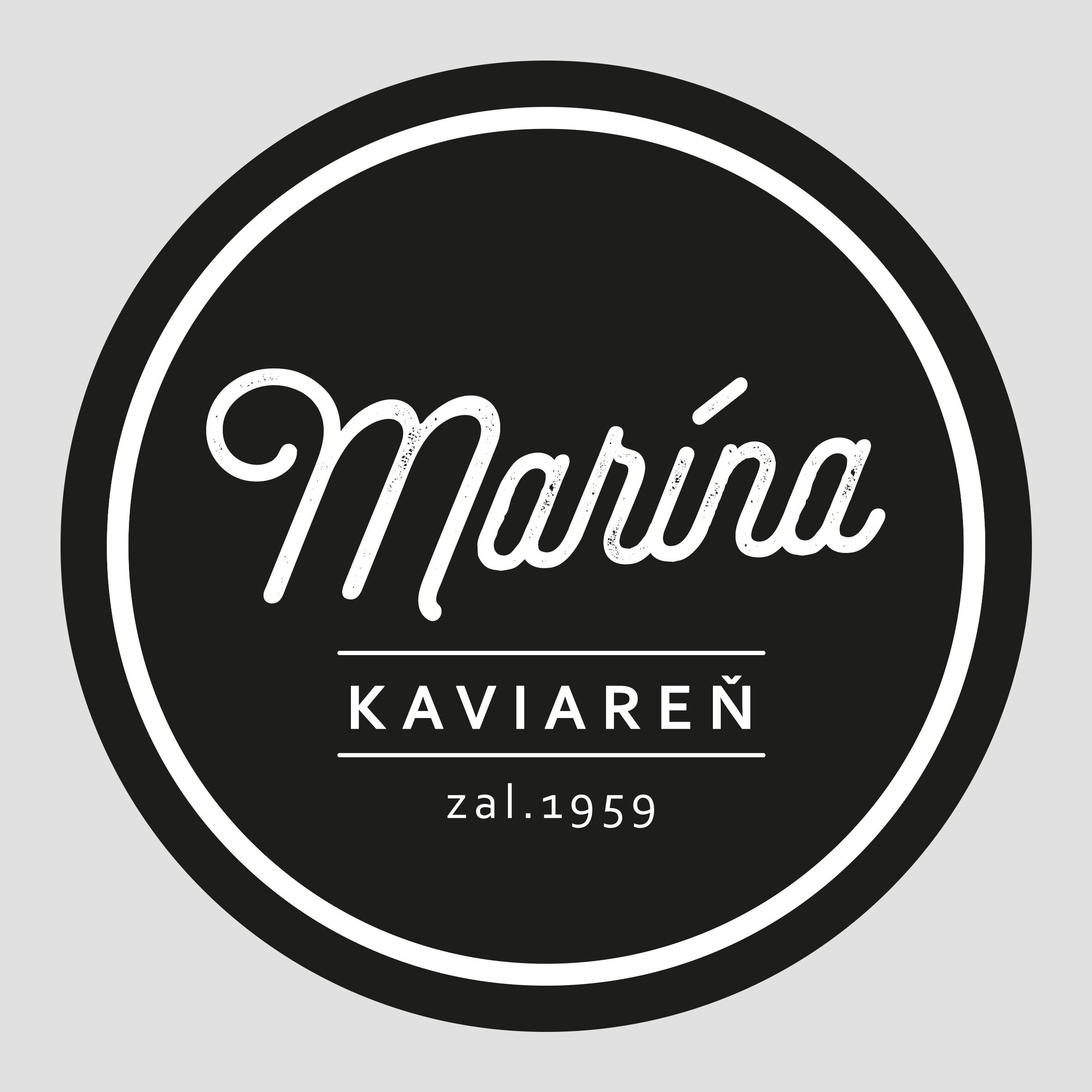 Marina cafe – visual identity